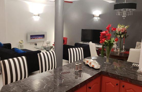 Red Door Apartment